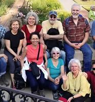 Asheville Insight Meditation hiking group at Biltmore Estate