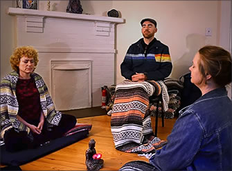 Open Sit at Asheville Insight Meditation