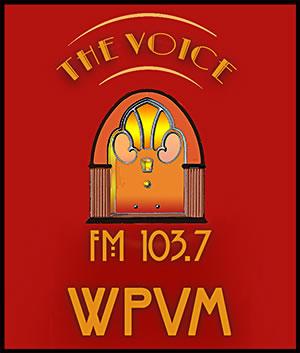 WPVM FM 103.7